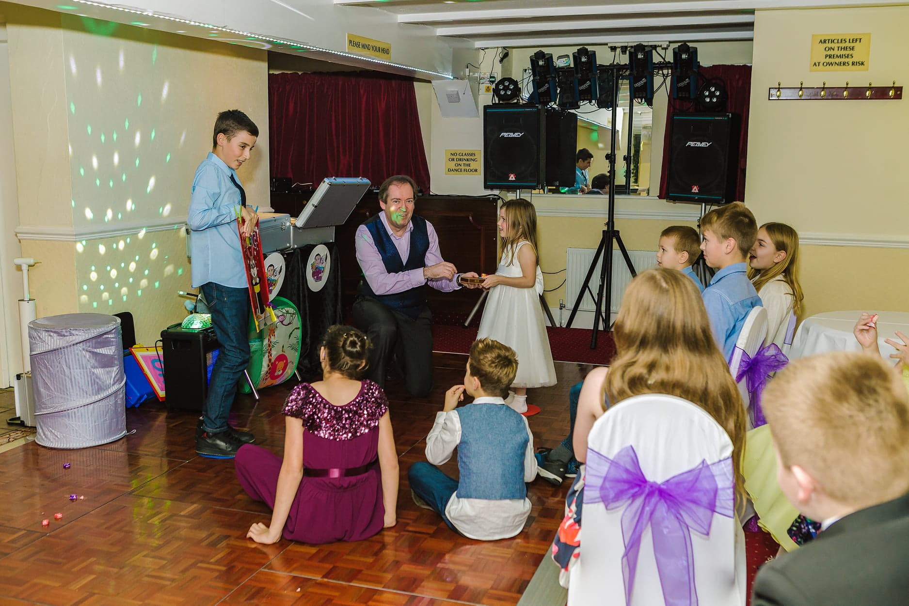 Wizard parties magician magic shows Hull Beverley Yorkshire